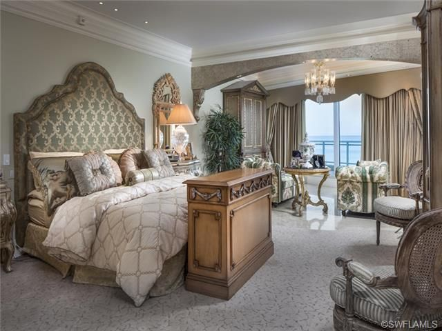 Best Formal Master Bedrooms Images On Pinterest