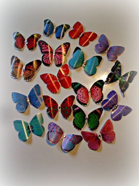Hey, I found this really awesome Etsy listing at http://www.etsy.com/listing/156135878/18-assorted-small-paper-butterflies-for