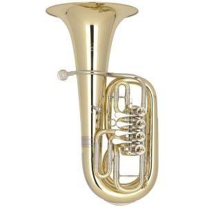 C Kaiser Baritone Miraphone - 56A Yellow Brass