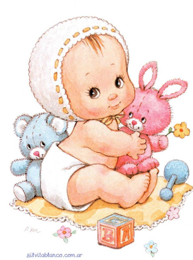 Малыш картинки для детей нарисованные цветные