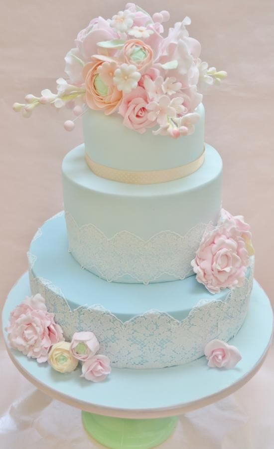 1000 Ideas About Pastel Wedding Cakes On Pinterest Wedding Cakes Sydney W