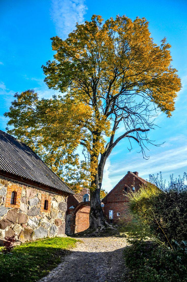 Poland/Mazury/Wojnowo - Starowiercy monastery - Polska/Mazury/Wojnowo - klasztor starowierców