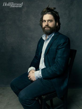 'The Hangover Part III': Exclusive Portraits: Zach Galifianakis