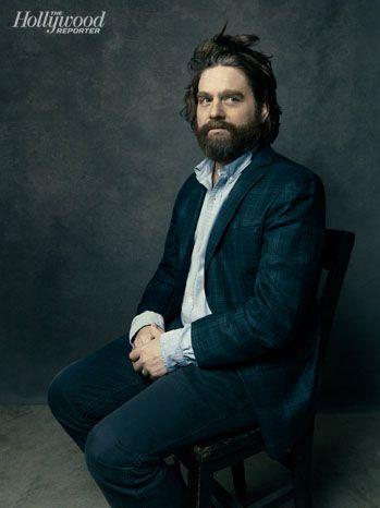 'The Hangover Part III': Exclusive Portraits: Zach Galifianakis