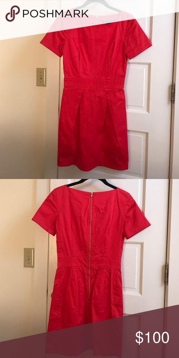 Selling this Red French Connection Dress size 0 on Poshmark! My username is: cking113. #shopmycloset #poshmark #fashion #shopping #style #forsale #French Connection #Dresses & Skirts