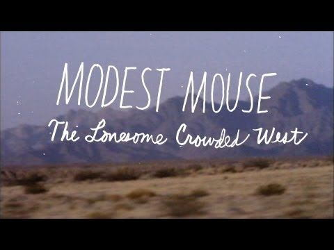 ▶ Modest Mouse - The Lonesome Crowded West - Pitchfork Classic - YouTube