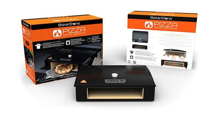 Køb Bakerstone Pizzaovn pris og tilbud her