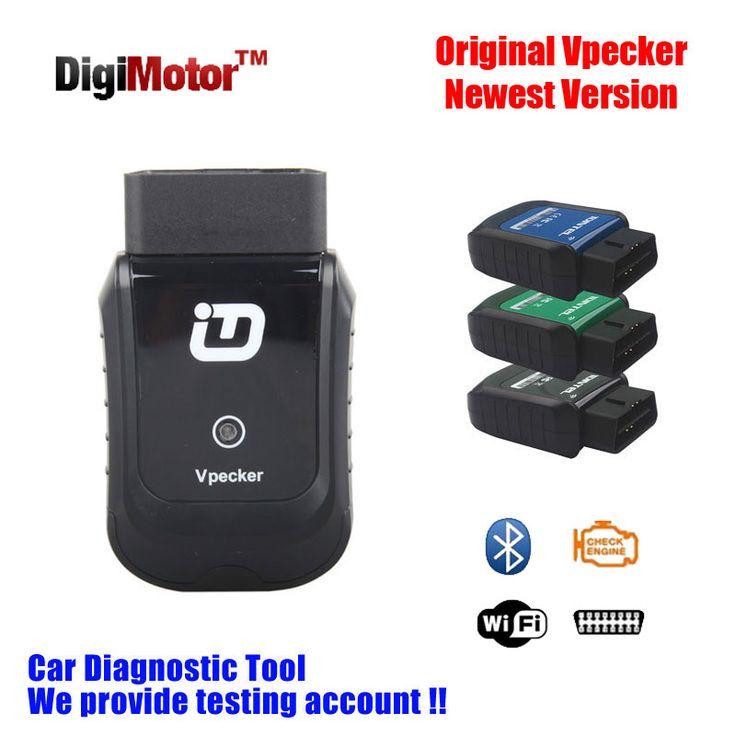 2016 Подлинная Wi-Fi Vpecker Easydiag Как Запуск X431 iDiag Easydiag OBD2 Wi-Fi Авто Диагностический Сканер Automotivo Escaner Automotriz