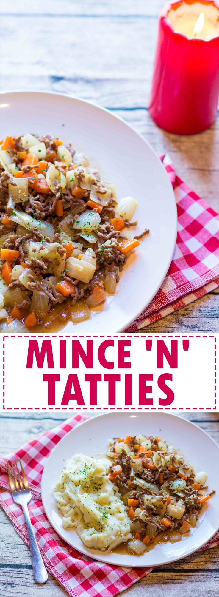 Mince 'n' tatties is the best budget, easy to make comfort food. 3 main ingredients used. Can be done in 30 mins.