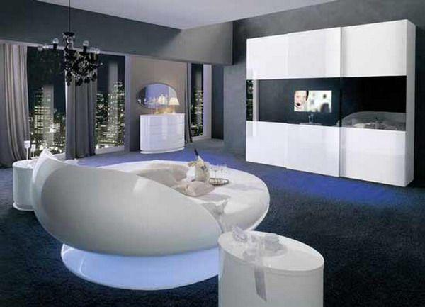 luxury bedroom decoration for your comfort sleeping