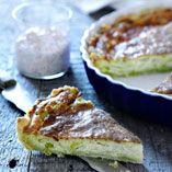 Ostpaj - Recept http://www.dansukker.se/se/recept/ostpaj.aspx #paj #ost #recept
