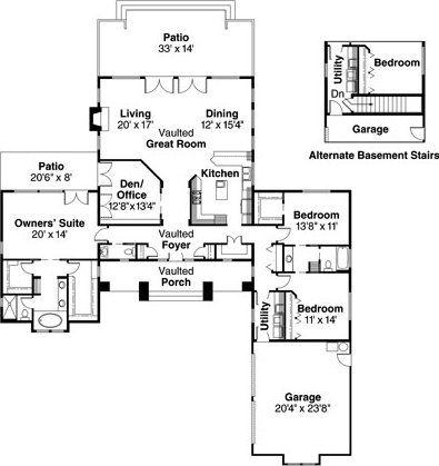 good master bedroom layout
