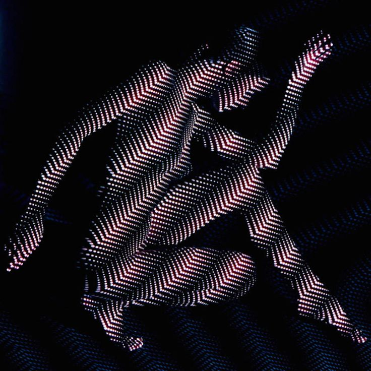 Dani Olivier, Light Patterns Projected On Women Naked Bodies U2013 Fubiz Media