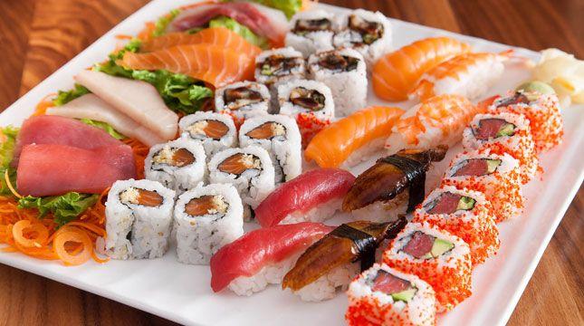 Makakanan Khas Jepang Sushi Sudah Tak Asing Lagi Di Lidah