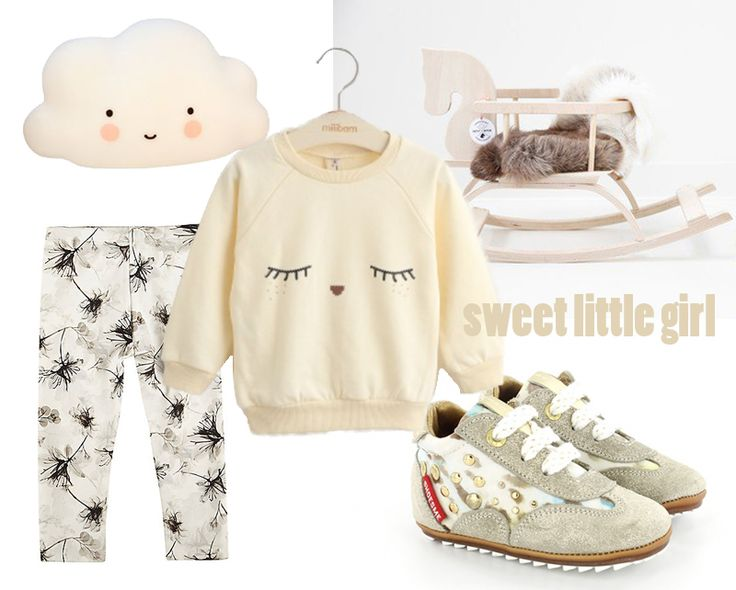 Wat een zoete look met Shoesme BABY-PROOF® Smart schoentjes gespot op Baby-label.com