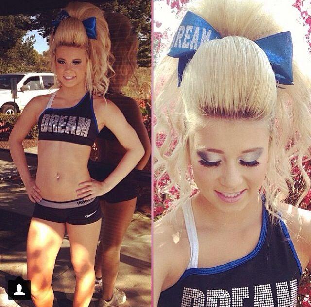 Holy perfect cheer hair