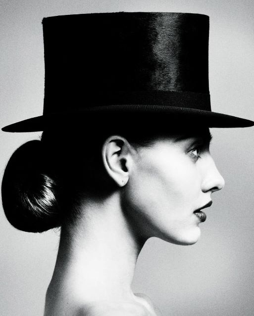 Top Hat!    ImageShack®: Alina Bekova, Marcus Ohlsson, Hats Style, Mad Hatters, Alina Baikovs, Hats Hair, Black Tops, Lost Accessories, Tops Hats