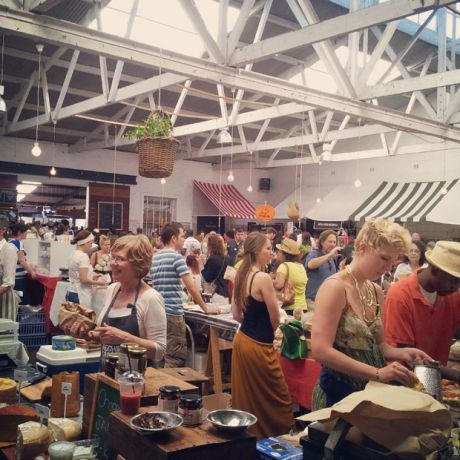 Neighbourgoods Market - Fine Food, Fashion & Décor Festival
