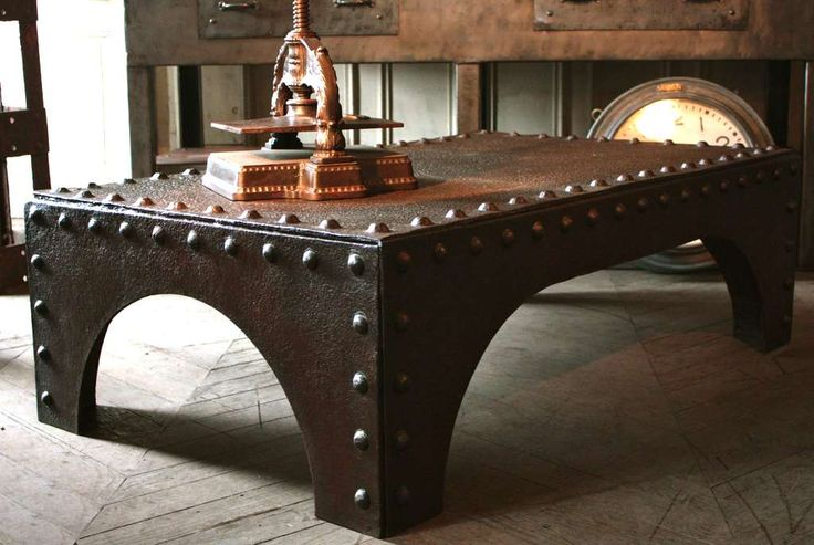 1000+ ideas about Table Basse Style Industriel on