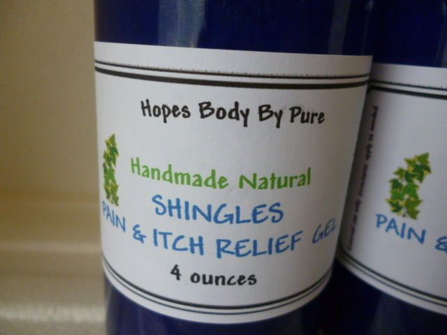 Essential Oil Nerve Pain Relief Lotion Neuralgia Natural