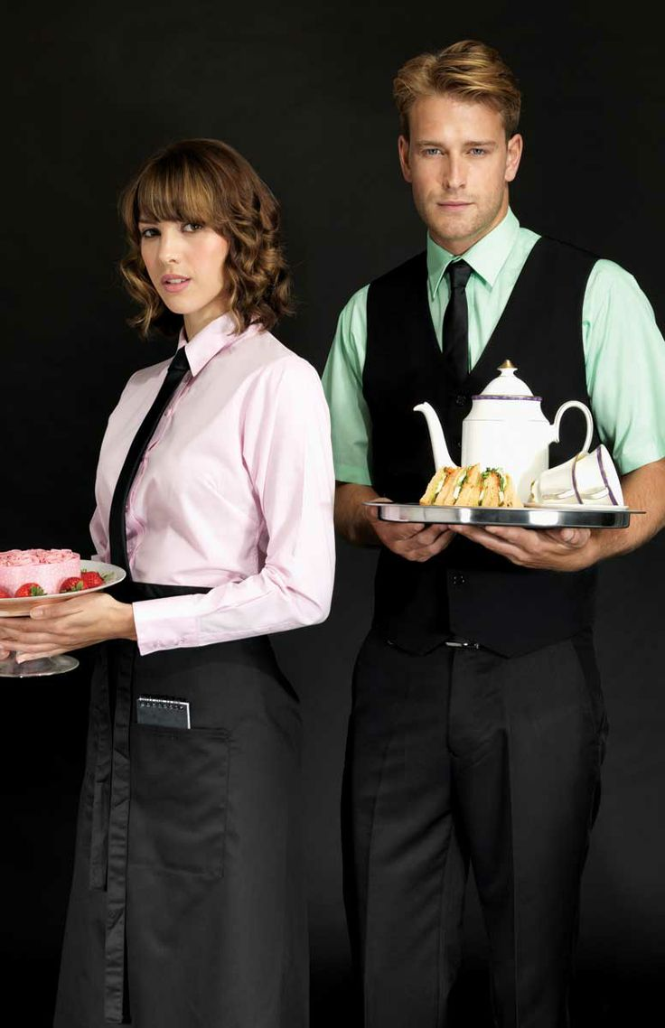 Enjoy the splendor of afternoon tea! 21st century hospitality demands high standards and Premier offer an abundance of modern and exciting uniform choices that will really help staff wear their service with a smile!