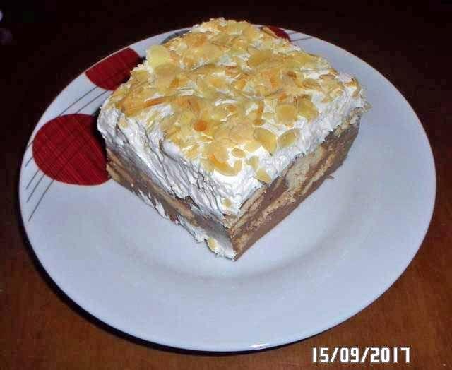 Γλυκό ψυγείου μοναδικό #cookpadgreece #glikopsigiou