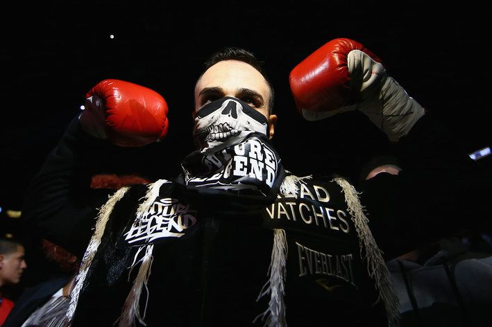 Paulie Malignaggi is King of Brooklyn as he defeats Zab Judah in a blowout on Showtime