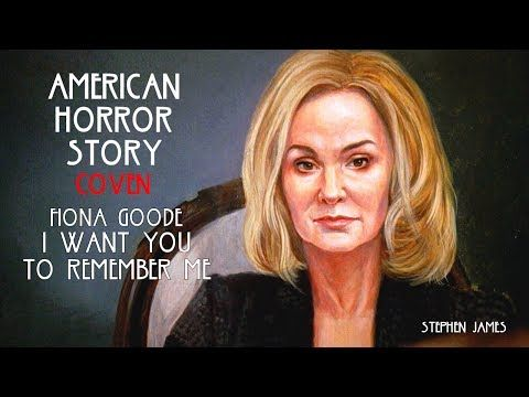 I Want You To Remember Me | Fiona Goode - YouTube