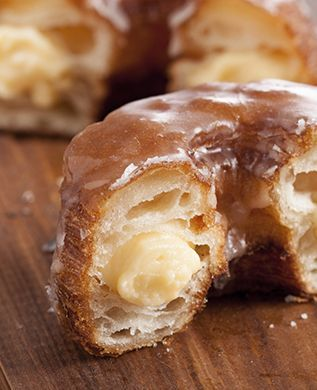 Had my first taste of a cronut at Stanford and fell in love...why do they have to be so unhealthy!!!!!!!