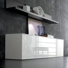 Amode - White High Gloss is a brilliant illumination in a rustic or industrial interior.