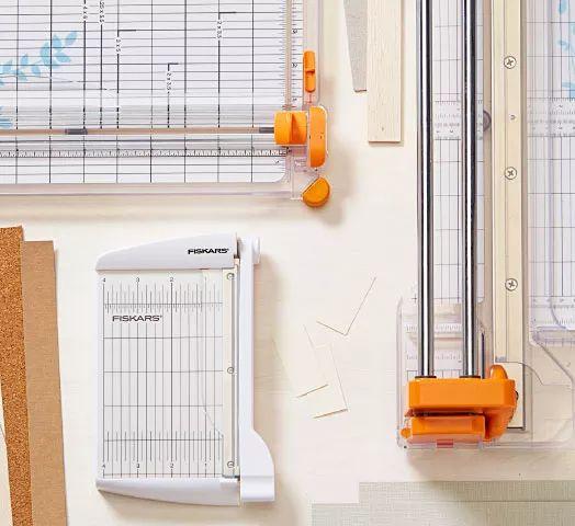 Fiskars paper cutters & paper trimmers