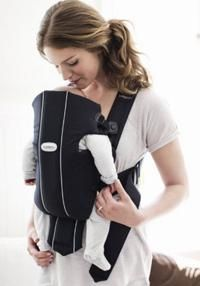 Best Baby Carriers of 2017: The Classic BabyBjorn carrier!