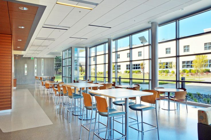 Interior Architecture & Design, PLLC - Wake Tech Community College - Health Sciences 2 - Raleigh, NC