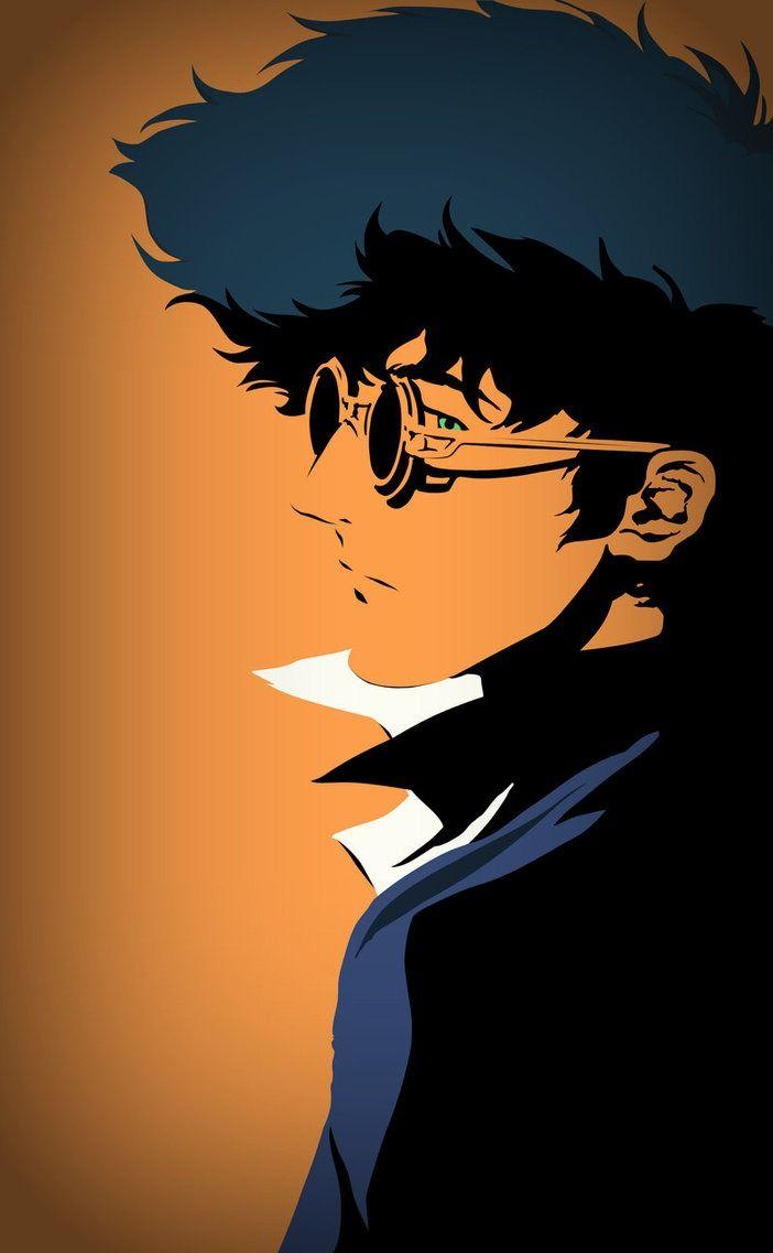 Cowboy Bebop | Spike Spiegel | Shinichiro Watanabe | Anime | Fanart | SailorMeowMeow