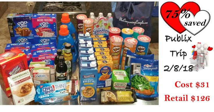 Final price of our Publix couponing trip yesterday, $31. Laundry detergent, snacks, mac n cheese, and lots more. Not a bad week!! ;)  Click the link below to get all of the details ► http://www.thecouponingcouple.com/publix-shopping-trip-on-2-8-18/ #Coupons #Couponing #CouponCommunity  Visit us at http://www.thecouponingcouple.com for more great posts!