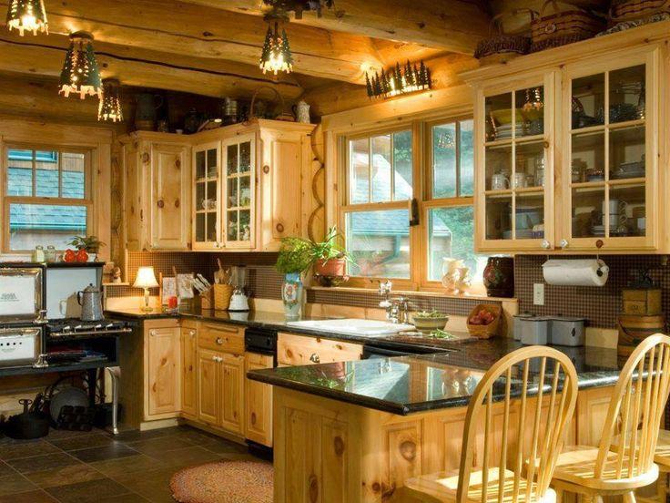 Mejores 711 imágenes de Rustic Homes, Cabins & Rustic Decor en ...