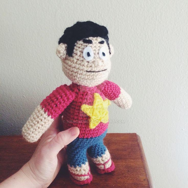 Steven Universe Amigurumi Pattern : 1000+ images about Crochet Ideas on Pinterest