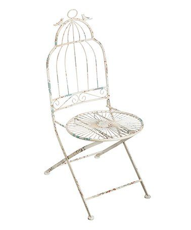 Love this White Folding Chair on #zulily! #zulilyfinds