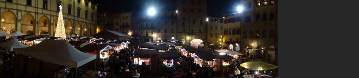 mercatini di natale. arezzo. arb.