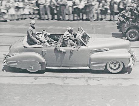 Cadillac 62 Harry S. Truman