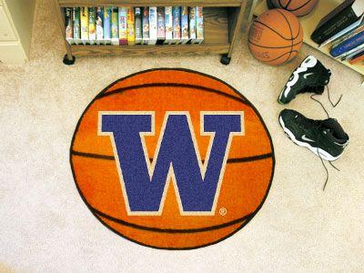 University of Washington Basketball Mat