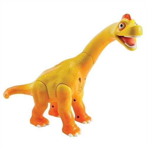 L'amico di Buddy, il dinosauro Ned interattivo solo su http://www.robedacartoon.it/sparsi-per-casa/giochi-e-giocattoli/il-treno-dei-dinosauri/dinosauro-ned-interattivo-21772.html
