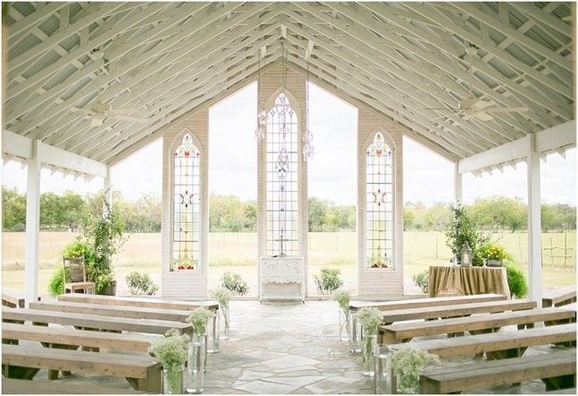 14 Open-Air Chapels That Will Rival Jason Mraz's Outdoor Wedding Venue | Brit + Co