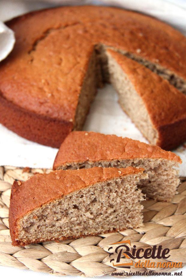 Cinnamon Cake #ricette #recipe #food