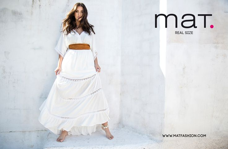 What's New? The most impressive sides of Mediterranean summer style that will change everything you knew about comfortable-size fashion. #matfashion #SpringSummer2016 #collection #mat_stylebook #realsize #fashion