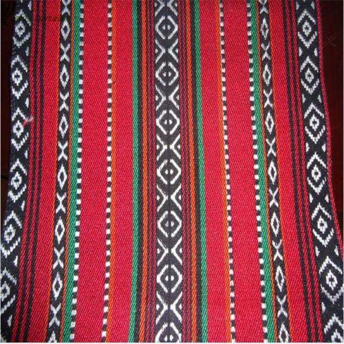 Traditional Arabic Sadu Weaving Majlis Fabric For Lounge