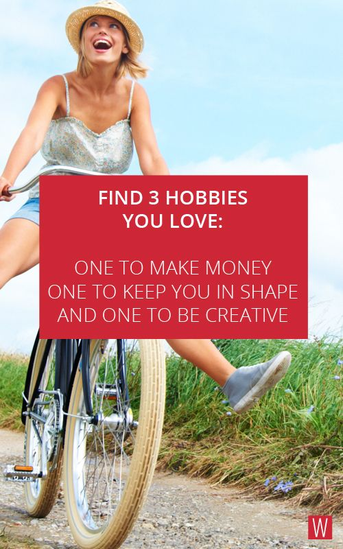Find 3 hobbies you love... #quote #motivation #inspiration #innovation #lifestyle #hobbies #hobby #work #life