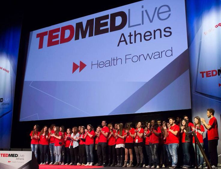 """Η PHYTO Hellas σε περιμένει σήμερα στην εκδήλωση """"Health Forward"""" που διοργανώνει η ομάδα του TEDMED live Athens στο Κέντρο Πολιτισμού """"Ελληνικός Κόσμος""""."""