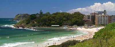 Main Beach, Forster