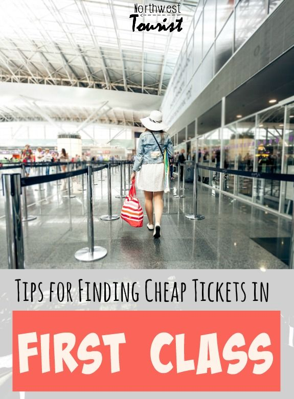 How to Fly First Class for Cheap- Learn how I fly first class for less than $700 round trip across the US with these tips to get cheap plane tickets!